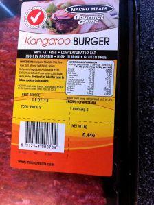 Kanga Burger